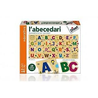 Diset Abecedari (Toys , Educative And Creative , Vocabulary)