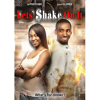 Let's Shake on It [DVD] USA import