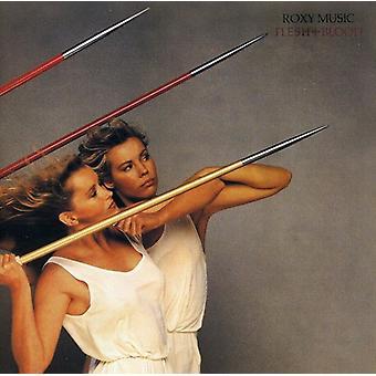 Roxy Music - kød & blod [CD] USA import