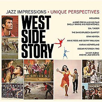 ウエスト サイド物語: ジャズ インプレッション一意 - ウエスト サイド物語: ジャズ インプレッション ユニークな [CD] アメリカ インポート