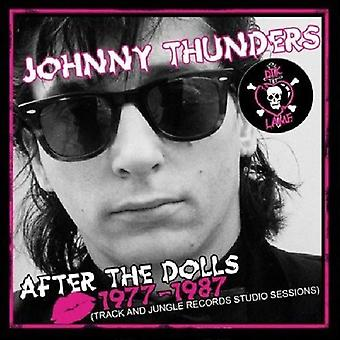 Johnny Thunders - After the Dolls: 1977-87 (Track & Jungle Records S [CD] USA import