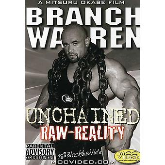 Unchained Raw Reality Bodybuilding [DVD] USA import