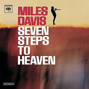 Miles Davis - Seven Steps to Heaven [CD] USA import