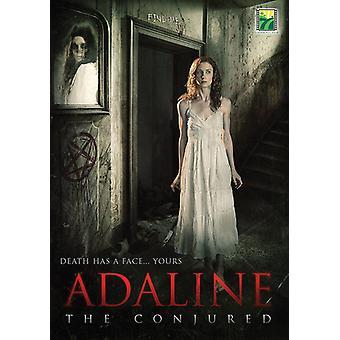 Adaline: Conjured [DVD] USA importerer