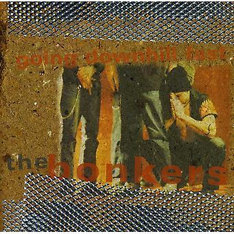 Skrupskør - gå ned ad bakke hurtigt [CD] USA import