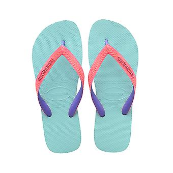 Women's Top Mix Flip Flops - Ice Blue