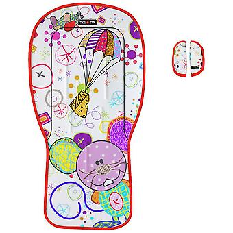 Tris & Ton Maxi Mattress Mouse (Home , Babies and Children , Walk , Walking Accessories)