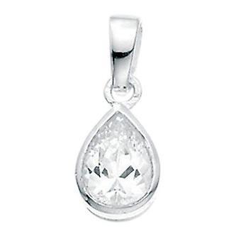 Zirconi argento 925 collana
