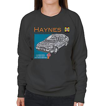 Haynes Besitzer Workshop manuelle 1923 Ford Mondeo Damen Sweatshirt