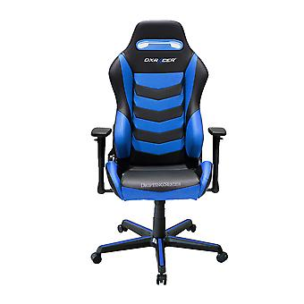 DX Racer DXRacer Drifting Series OH/DM166/NB High-Back Office Chair Gaming Chair Guest Chair(Black/Blue)