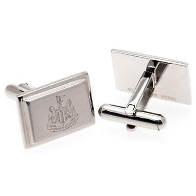 Newcastle United Stainless Steel Cufflinks
