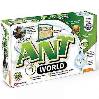 My Living World Ant World Kit