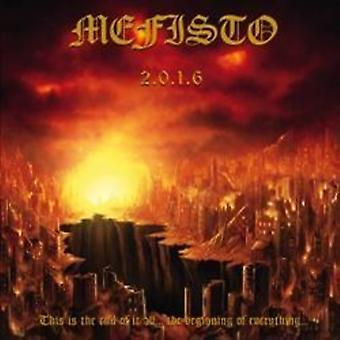 Mefisto - 2.0. 1. 6 [CD] USA importerer