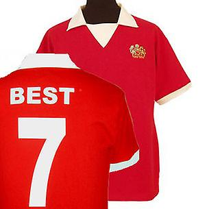 Manchester United 1970-talet \'Best\