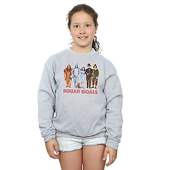 Wizard of Oz Girls Squad Goals Sweatshirt