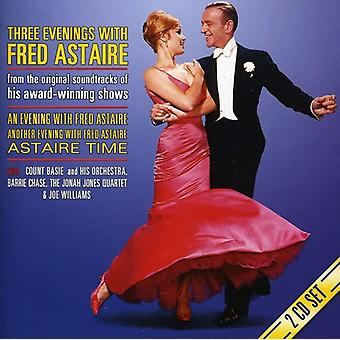 Fred Astaire - Three Evenings with Fred Astaire [CD] USA import