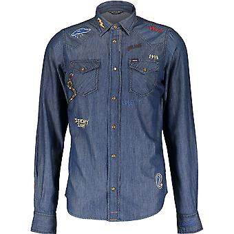 Diesel New-Sonora-RE 01 Casual Shirt