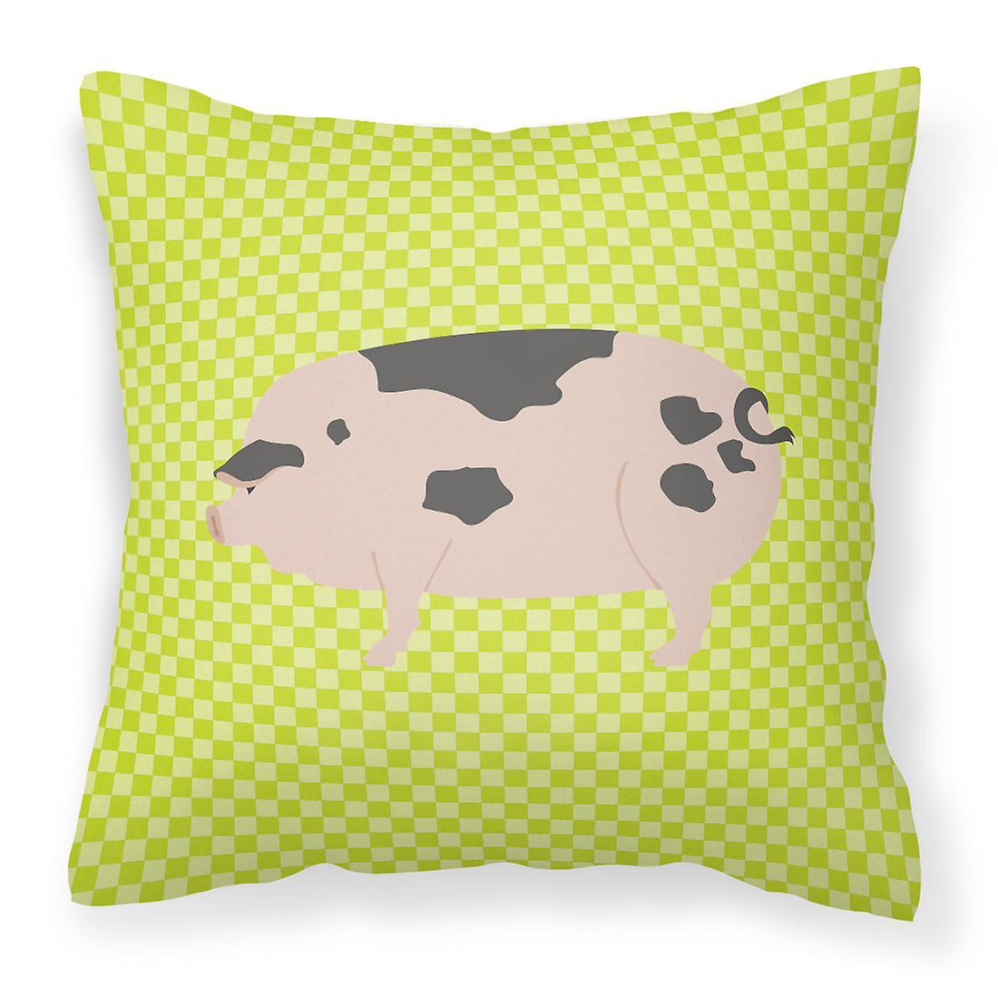 Oreiller Cochon Tissu Décoratif Gloucester Place Vert Vieux Okn0Pw