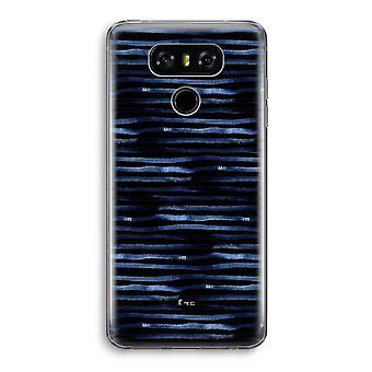 LG G6 Transparent Case - Surprising lines