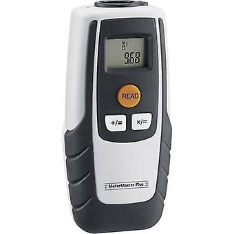 Laserliner MeterMaster Plus Ultrasound rangefinder Reading rang