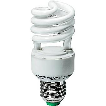 Energy-saving bulb 108 mm Megaman 230 V E27 14 W = 64 W Daylight white EEC: A Spiral shape Content 1 pc(s)