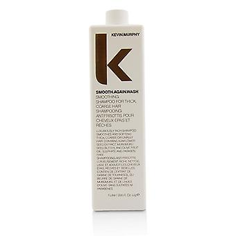 Kevin Murphy Smooth.Again.Wash (Smoothing Shampoo - For Thick, Coarse Hair) 1000ml/33.8oz