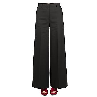 Jucca ladies J2714001 black cotton pants
