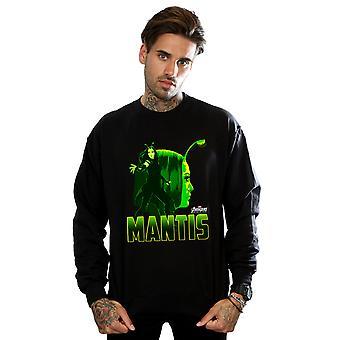 Marvel Men's Avengers Infinity War Mantis Character Sweatshirt