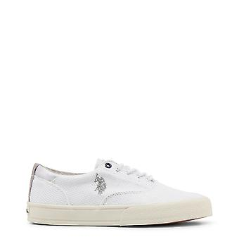 U.S. Polo Women Sneakers White