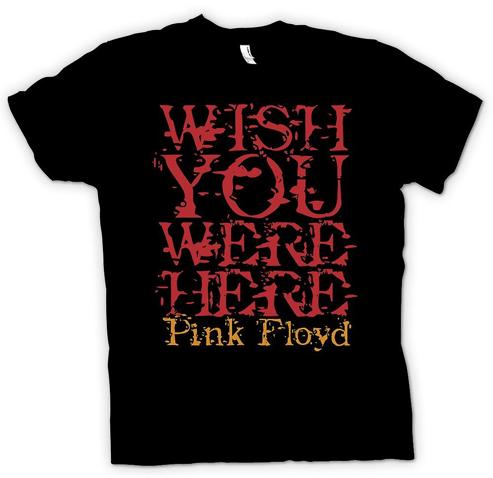 Mens t-shirt - Wish You Were There - preventivo