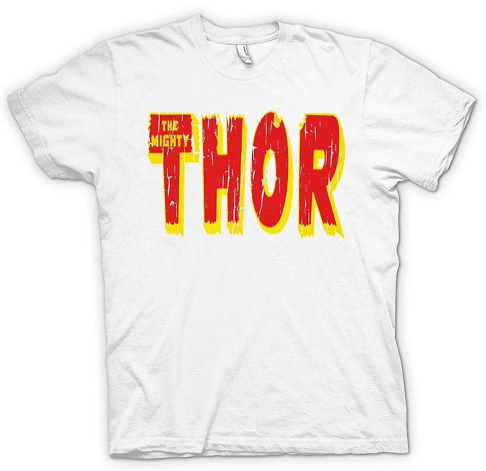 Womens T-shirt - The Mighty Thor Logo
