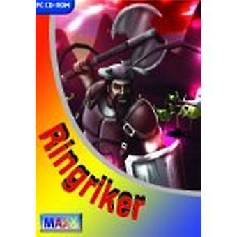 Bare spil RingRiker (PC CD)-fabriks forseglet