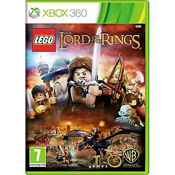 LEGO Sagan om ringen (Xbox 360)-fabriken förseglad
