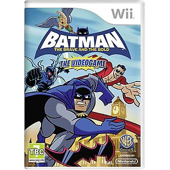Batman Brave and The Bold (Wii)
