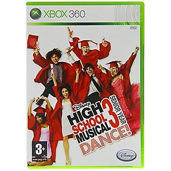 Disney High School Musical 3 Senior år dans! Spil XBOX 360 [Xbox360]