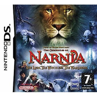 Die Chroniken von Narnia-The Lion, The Witch and The Wardrobe (Nintendo DS)