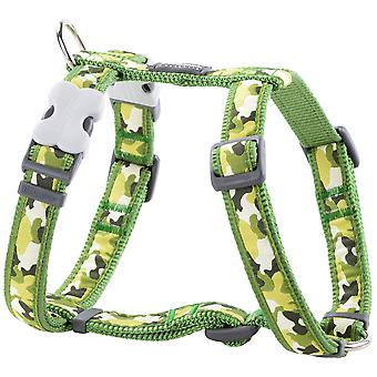 Red Dingo Petral Rd Style Camuflaje (Dogs , Collars, Leads and Harnesses , Harnesses)