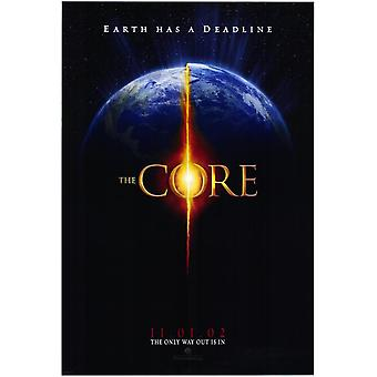 The Core Movie Poster (11 x 17)