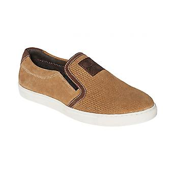 West Coast choppers shoes outlaw suede ideas Brown
