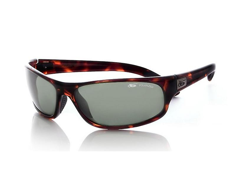 Bolle Anaconda Sunglasses Polarized Axis Lens (Dark Tortoiseshell Frame)