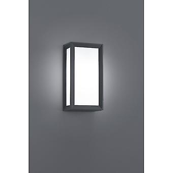 Трио освещения Тимок современного антрацит Diecast алюминия бра