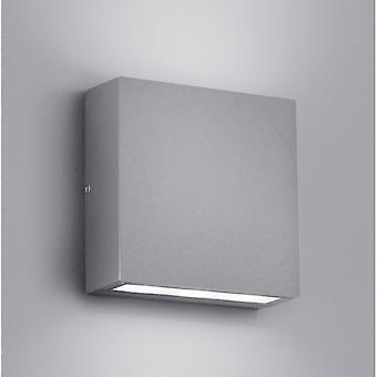 Trio Lighting Thames Modern Titan Diecast Aluminium Wall Lamp