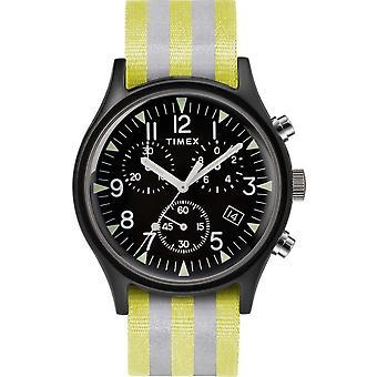 Timex Herrenuhr MK1 Aluminum Chronograph 40mm TW2R81400