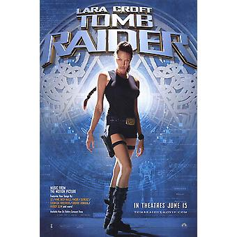 Lara Croft Tomb Raider Movie Poster (11 x 17)