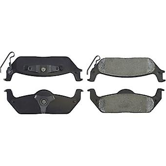 StopTech 305.10120 Street Select Brake Pad with Hardware, 5 Pack