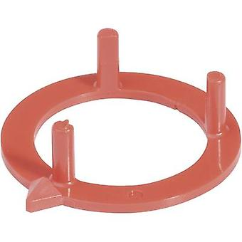 Pointer Red Suitable for 10 mm rotary knob OKW A4210002 1 pc(s)