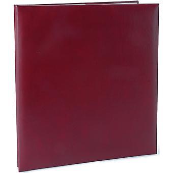 Pioneer Leatherette Post Bound Album 8.5