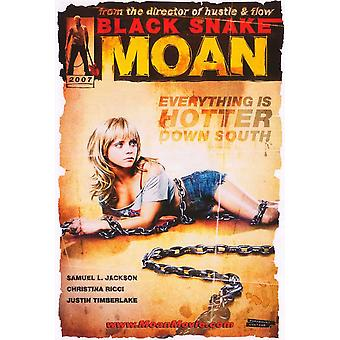 Black Snake Moan Movie Poster (11 x 17)