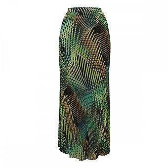 Frank Lyman Women's Printed Long Skirt