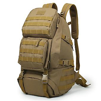 Backpack in olive green, 49x35x20 cm